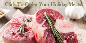 click to order your holiday meats