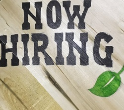 Nature's Green Grocer Now Hiring