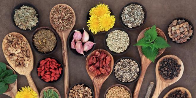 Liver detox foods including dandelion